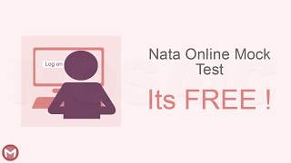 NATA FREE ONLINE MOCK TEST