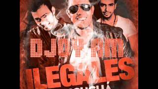 Ilegales - Chucucha (DJoy RM Remix 2013)