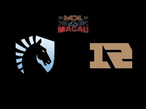Liquid vs Royal Never Give Up MDL Macau Highlights Dota 2 thumbnail