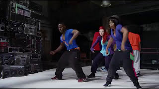Step up 3D [Chromeo - Fancy Footwork] (full scene)