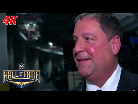 Tony Chimel talks about his WWE Hall of Fame cameo: 4K WWE Hall of Fame Exclusive, March 31, 2017