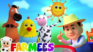 Se você está feliz e você sabe | Rhymes infantil | Canções do bebê para crianças | português thumbnail