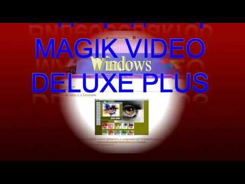 Скачать и установить MAGIX VIDEO DELUXE 2013 PLUS