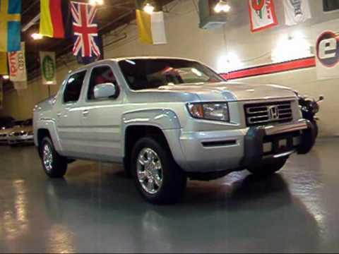 2006 Honda Ridgeline 4wd Rtl Edirect Motors Youtube
