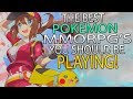 The #1 Pokemon MMORPG! The Ultimate Anime MMORPG Ever!