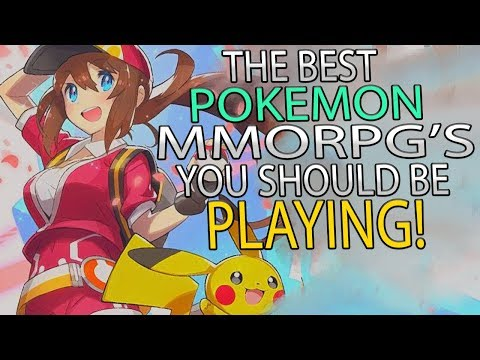 The #1 Pokemon MMORPG! The Ultimate Anime MMORPG Ever!