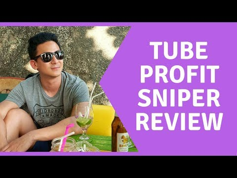 Tube Profit Sniper Review - A Good Investment OR Not?