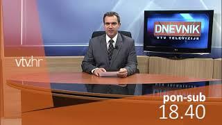 VTV Dnevnik najava 10. studenog 2018.