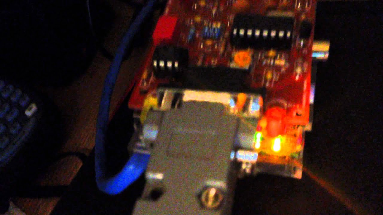 TNC-X Pi APRS Digi On-Air Test with aprx by Fred Moses