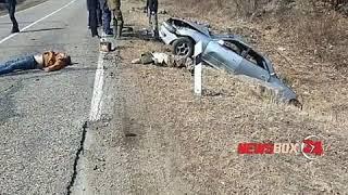 Жесткая авария под Дальнегорском: пострадали как минимум пять человек