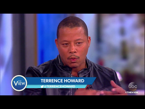 Terrence Howard on 'Empire' Finale, Family, Losing Weight & More  The View
