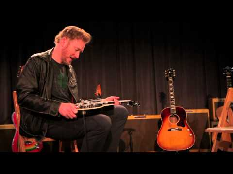 Conan O'Brien Meets George Harrison's Guitars