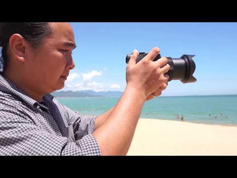 Trên Tay Máy ảnh Compact Siêu Zoom Sony RX10 IV | Camera Tinh Tế