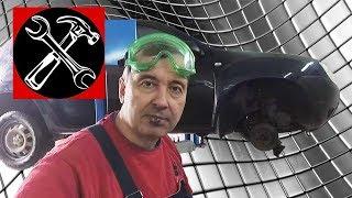 видео Тормозная система Рено Дастер