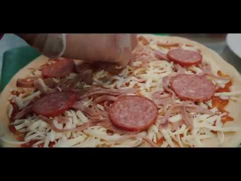 Как приготовить Пиццу Мясную самому?