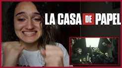 "La Casa de Papel (Money Heist) Reaction to ""Plan Paris"" 4x08 SEASON FINALE"