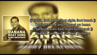Banana boat song (day o) - harry ...