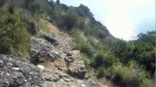allenamento trail monte di portofino (promo trail portofino)