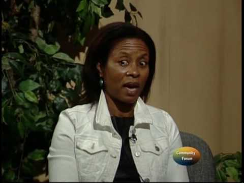 Luchina Fisher, Author/Journalist/Filmmaker, Community Forum with Susan Shaner, 5/1/17