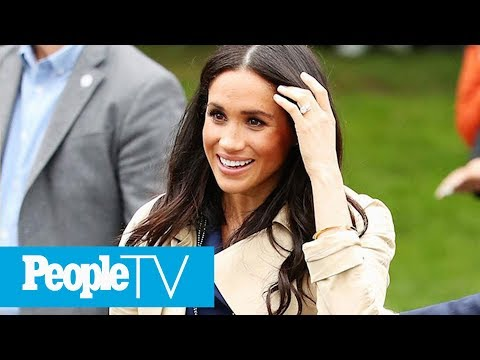 Here's The Adorable Story Behind Meghan Markle's Handmade Pasta Necklace | PeopleTV