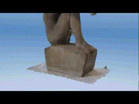 Auguste Rodin Despair
