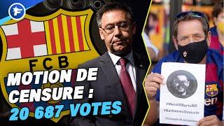 Nouveau tremblement de terre au FC Barcelone | Revue de presse