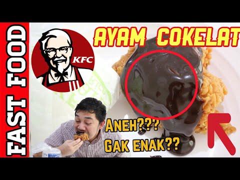 KFC SAUS AYAM COKELAT - BARU KELUAR HARI INI!