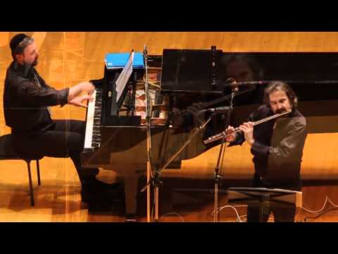 "TABULA RASA AND NOAM BUCHMAN - ""Veloce"" by Claude Bolling"