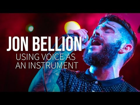 Jon Bellion: Using Voice as an Instrument (A Creative Process)
