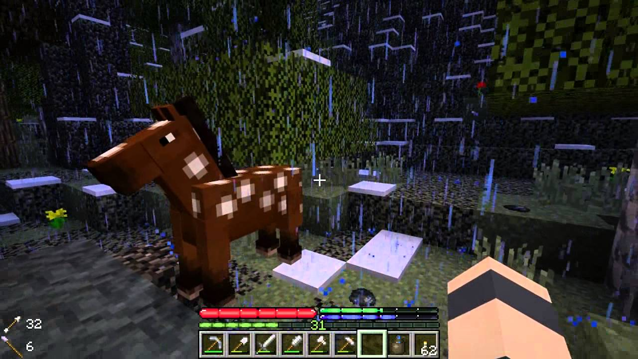 Minecraft TerraFirmaCraft #34: Horsing Around by EthosLab