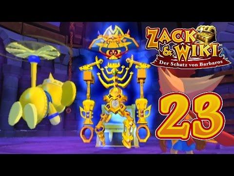 Die Rückkehr der Legende - #23 - LP Zack & Wiki: Der Schatz von Barbaros [100%]