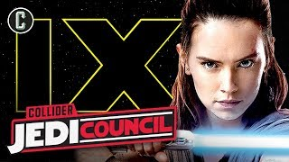 Star Wars: Episode IX Footage Coming This Month - Jedi Council