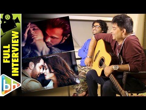 Arijit Singh | Jeet Gannguli | Full Interview | Raaz Reboot | Ae Dil Hai Mushkil | Shah Rukh Khan