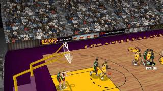 NBA Live 97 (Electronic Arts) (MS-DOS) [1996]