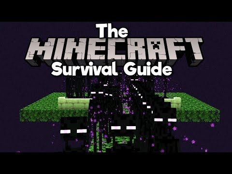 How To Build An Enderman XP Farm! ▫ The Minecraft Survival Guide (Tutorial Lets Play) [Part 161]