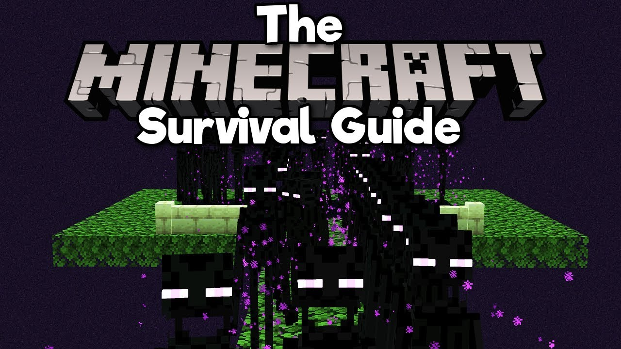How To Build An Enderman Xp Farm The Minecraft Survival Guide Tutorial Lets Play Part 161