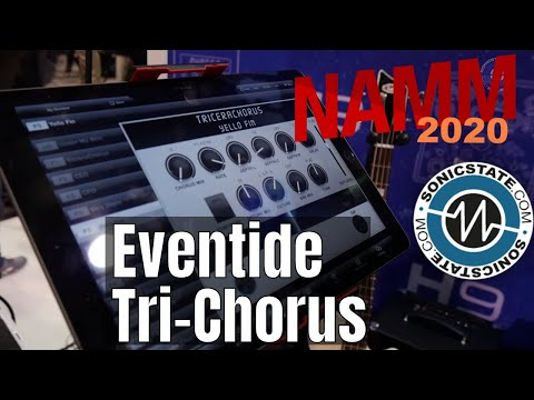 NAMM 2020: Eventide - New H9 Algorithms