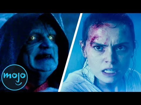 Top 10 Star Wars The Rise of Skywalker Moments