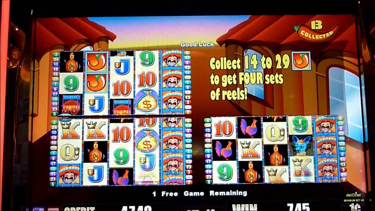 more chilli slot machine free