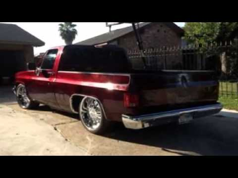 1985 Chevrolet C10 Classic Truck in Houston, TX - YouTube