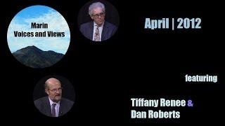April 2012   Tiffany Renee and Dan Roberts   Marin Voices and Views