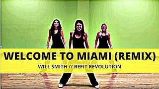 "ReFit Dance Fitness""Welcome to Miami"" Warm-up, Faith+Fitness"