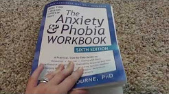 The Anxiety & Phobia Workbook! Yes!