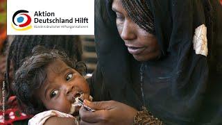 Aktion Deutschland Hilft leistet Nothilfe in Ostafrika