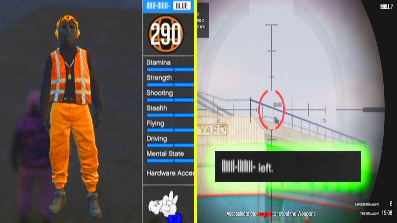 Wannabe Tryhard Couldn't Handle This... (RAGE QUIT) GTA Online