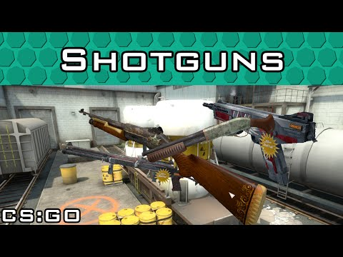 CS:GO Shotguns Tutorial