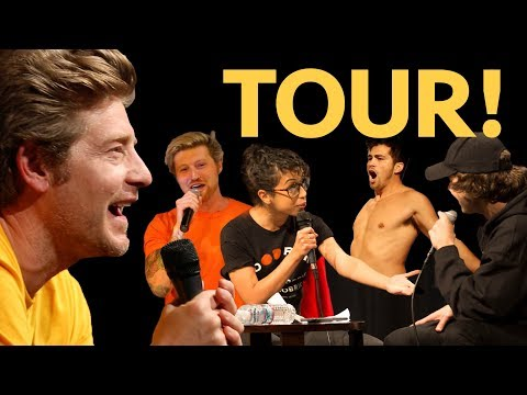 WE'RE GOING ON TOUR!!
