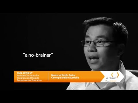 Australian Alumni of the Philippines: Hon. Elvin Uy