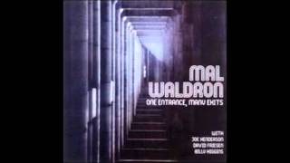 Herbal Syndrome. Mal Waldron, with Joe Henderson, tenor sax...