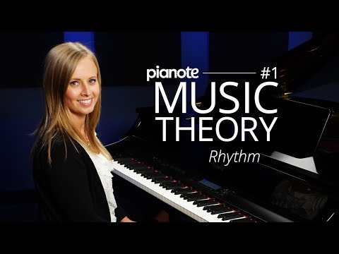 Music Theory For The Dropouts #1 – Rhythm (Piano Lesson)